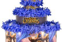 League of Legends Party