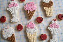 Summer cookies!!! / Summer cookies!!