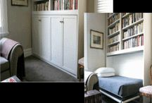 Murphy beds / by Jenell Puett