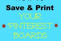 print pins