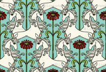 Fabrics for Dresses! / by Modest Mouth