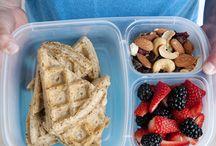 Snack Menu Planning / by Cierra Neeley