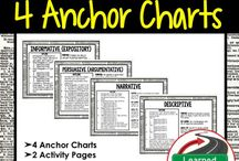 English Anchor Charts