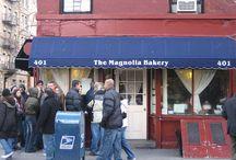 Favorite Bakeries