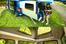 modifiye karavan