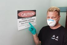 biohazard cleaners