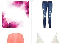 My Polyvore Finds / by Danielle Lam