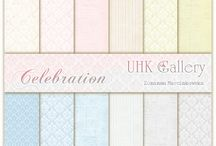 UHK Gallery 2015 - CELEBRATION - paper collection and inspirations
