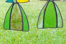 Garden Stained Glass