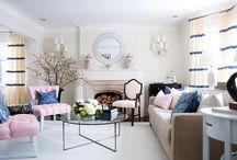 Pastel interior / happy living
