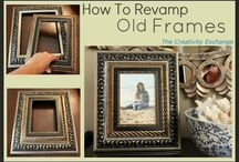 Framed Decor  / Beyond your typical framed art :)     / by Nicole S