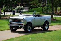 My Dream Vehicle / If you are a single man with a Scout, and we ever meet, chances are I will ask you to marry me!