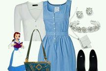 Disney tøj voksen