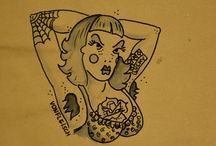 Tattoo Flash / .