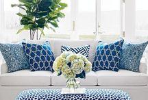 Blou & white/Kék és fehér