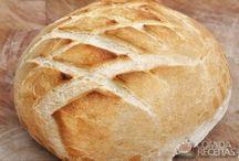 Pães artesanais De Garfo & Taça