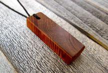 ciondoli legno