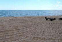 Holiday home near Lake Huron