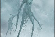 Concept Art - Creatures