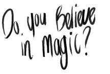 Magic & Fairy Tales