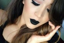 Black lips obsession / Black black black is my happy color