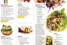 healthy eating menus