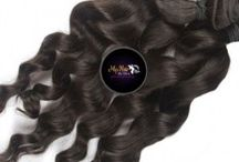 Peruvian Hair Basic Grades / Basic Hair.This hair is 100% Human Remy Processed Hair. Colour 1B. We carry sizes 12-32 inches in most styles. The hair is double weftd and comes in bundles of 50g or 100g. The hair has been tested for quality. The hair can withstand heat and as such you can stlye as you want. There is minimum to moderate shredding with this hair. This is a Basic quality 3 star hair.