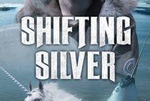 Brandon Witt, Shifting Silver / Gay High Fantasy Romance Novella