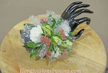 Corsages & Boutonnières by Nina / Corsage & Boutonniere designs that Floral Visions has created.
