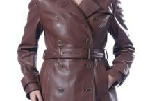 Women's Leather Coats