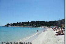 Antibes Beaches