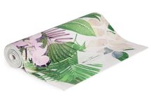 JUJA - Art of the Mat / Bring your practice to life with these gorgeous yoga mats