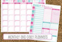 Getting Organized / by Jamie Fletcher