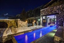 Luxury Chalets in Val d'Isere / A collection of Ultimate Luxury Chalets in Val d'Isere available from our portfolio.