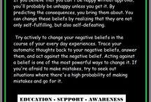 depression/low selfesteem