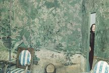 Albert / French Chinoiserie inspired suite for the 2014 collection