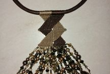 MACRAME /NECKLACE /L