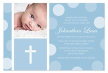 My baby baptism ideas / by Leila Lucban