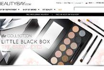 <3 E-SHOPS <3 / anglické e-shopy s kozmetikou - poštovné zdarma