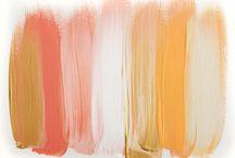 inspirációk - színek