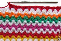 Crochet tutorials / Handige tips en tutorials