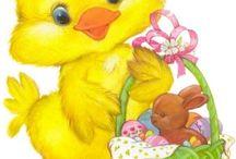 Mesevilág: Húsvét (Dreamland: Easter) / clip-art