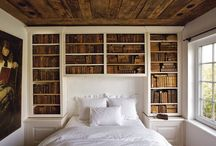 Library in room / by Kelsey Donofrio