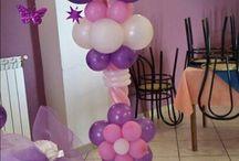 cosas con globos