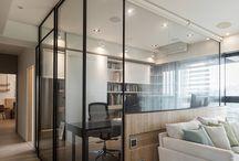 Üveg szoba
