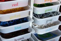 legoları organize ederken yapılan yanlışlar