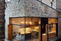 brick houses