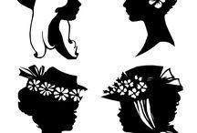 női fejek