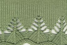 Knitting - patterns