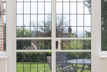 No Curtains Necessary... / Some windows are just too beautiful to cover up. We offer six ranges of superb steel windows to meet your requirements - so if privacy isn't an issue, why hide them?